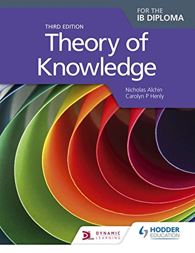 Theory of Knowledge Third Edition por Nicholas Alchin