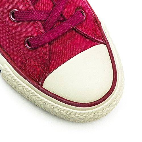 Converse - Chuck Taylor All Star Wash Ox, Scarpe da ginnastica Donna Rose