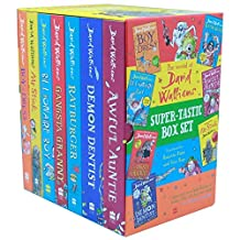 The World of David Walliams: Super-Tastic Box Set