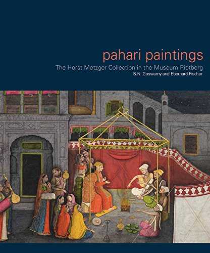Pahari Paintings: The Horst Metzger Collection in the Museum Rietberg