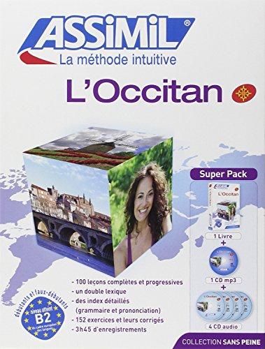 Occitan (livre+4CD audio+1Cd mp3)