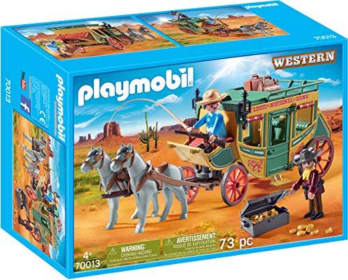 Playmobil- Diligencia Juguete, (geobra Brandstätter...