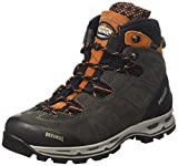 Meindl Herren Air Revolution Ultra Trekking-& Wanderstiefel, Grau (Anthrazit/Orange 31), 45 EU