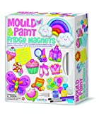 Great Gizmos 4M - Mould & Paint Fridge Magnets (004M3536)