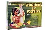 Kutuhal Wonders In Physics. Set of 11 Fun Toys.