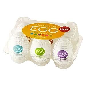 TENGA Egg 6 Pack - TENGA Egg 6 Pack