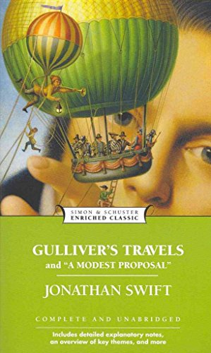 [Gulliver's Travels and Modest Proposal] By author