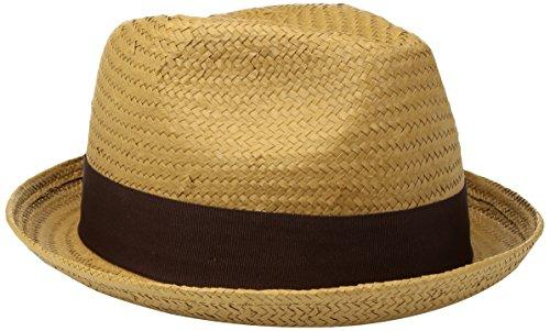 Brixton Unisex Hat Castor bronze