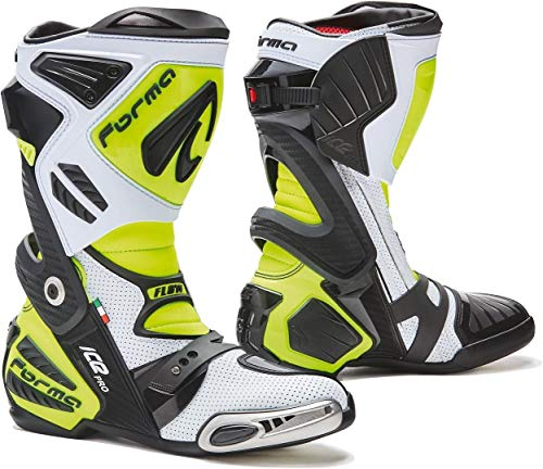 FORMA Ice PRO Flow Bianco/SW./Fluo Giallo
