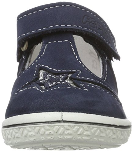 Ricosta Mädchen Patti Sneaker Blau (nautic)
