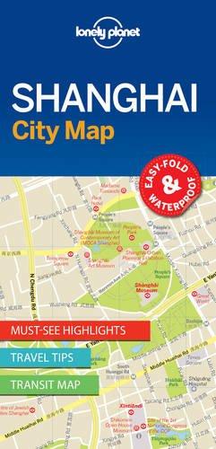 Shanghaicity map