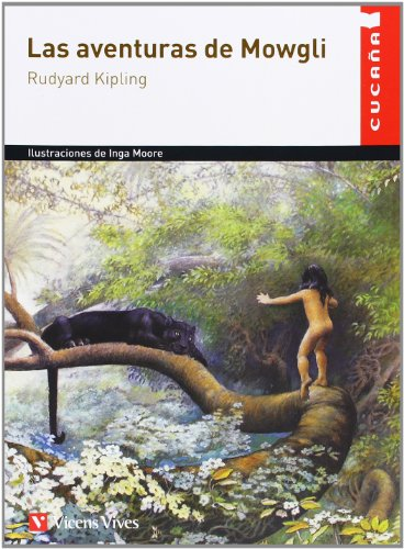 Las Aventuras De Mowgli N/c (Colección Cucaña) - 9788431659448 por Rudyard Kipling