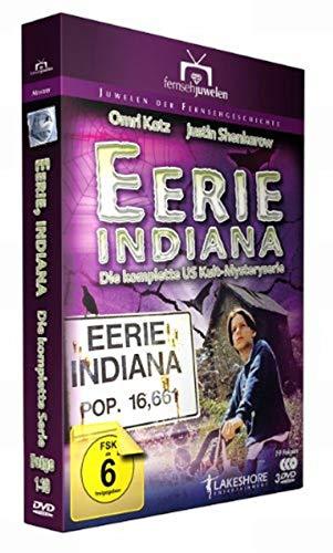 Bild von Eerie, Indiana - Die komplette Serie (3 DVDs) (Fernsehjuwelen)