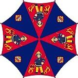 Vadobag Kinder Regenschirm Feuerwehrmann Sam To the Rescue origin