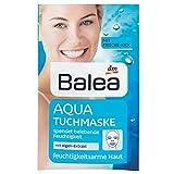 Balea Aqua panno maschera
