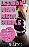 Lesbian Maid Mega Bundle: Nine Kinky Tales (English Edition)
