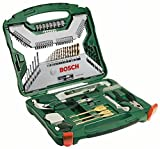 Bosch 103 Piece Titanium Drill and Screwdriver Set