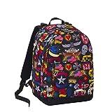 Zaino SEVEN - THE DOUBLE PRO XXL - Plomb Multicolore - 30 LT schienale compatibile con COVER e REVERSIBILE