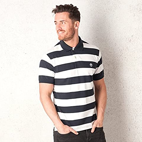 Polo à rayures larges Rugby pour homme