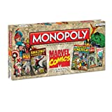 Marvel Comics Monopoly Board Game: Marvel Comics Monopoly