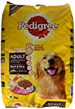 #5: Pedigree Adult Dog Food Meat & Rice, 3 kg Pack