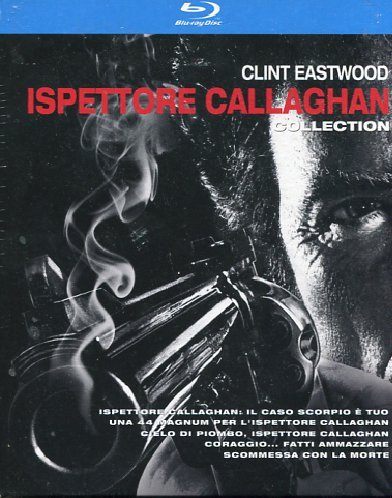 Ispettore Callaghan Collection (5 Blu-Ray)
