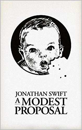 A Modest Proposal Ebook Jonathan Swift Amazon In Kindle Store