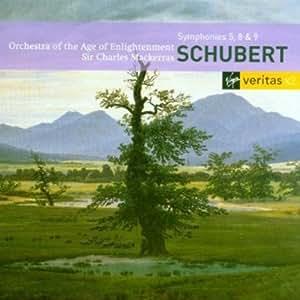 Schubert: Symphonies Nos 5, 8 & 9 /OAE · Mackerras