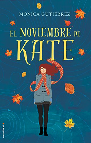 El noviembre de Kate de [Gutiérrez, Mónica]