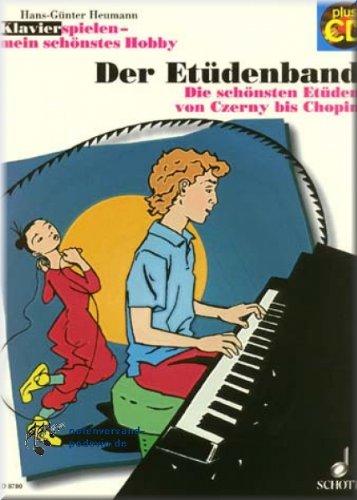 Preisvergleich Produktbild Der Etüdenband - Klaviernoten [Musiknoten]
