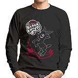 Photo de Cloud City 7 The Witch My Little Black Phillip Pony Mix Men's Sweatshirt par Cloud City 7
