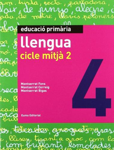 Llengua. Cicle Mitjà 2 (llibre) (Prim. Llengua) por Montserrat Bigas