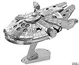 Nido del Bimbo 1346 - Mini Figure Modellino 3D in Metallo Astronave - Da montare - Curata dei dettagli