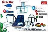 Preethi Blue Leaf Expert Mixer Grinder MG - 214
