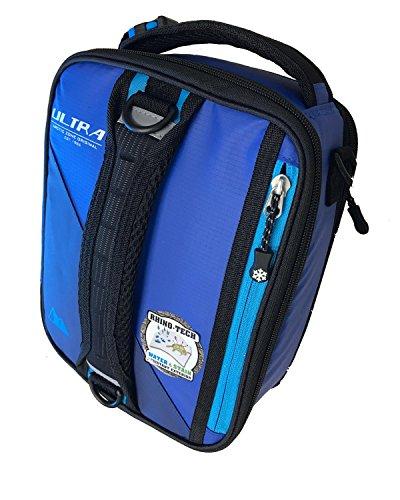 Ultra Arctic Zone High Performance Lunch Box Pack Kühler mit 2Ice Wände und-in Bento Container, Royal Blau -