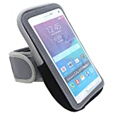 Sports Running Jogging Gym Armband Case Cover Holder Phone Holder (BLACK, 6)