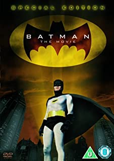Batman - The Movie [1966] [DVD] (B000063KMO)   Amazon price tracker / tracking, Amazon price history charts, Amazon price watches, Amazon price drop alerts