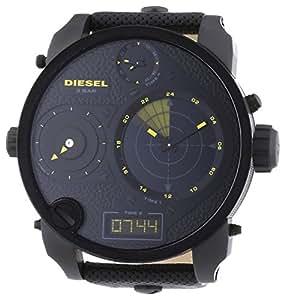 Diesel Herren-Armbanduhr XL Analog - Digital Quarz Leder DZ7296
