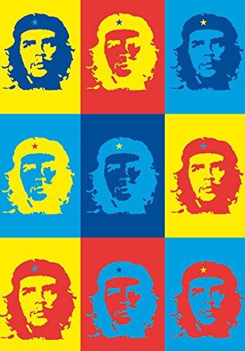 Andy Warhol Revolution (che guevara andy warhol POSTERFLAGGE)