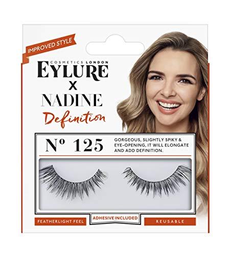 Eylure Definition Nadine Faux Cils Pré-encollés No. 125