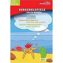 Vorschulspiele: Unter Wasser (d/f/e/i)