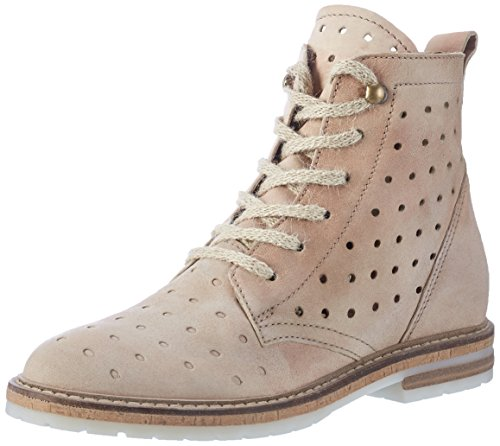 Mjus Damen 733203-0101 Biker Boots Rot (Phard)