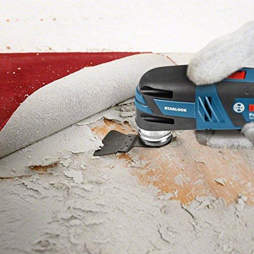 Bosch Professional Akku Multi Cutter GOP 12V-28 (ohne Akku, Max. Umdrehung 5000–20000 min-1, in L-BOXX)