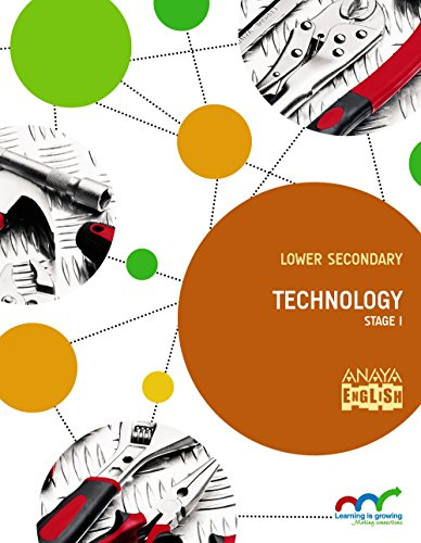 Technology. Stage I. (Anaya English) - 9788467809909