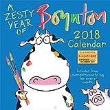 A Zesty Year of Boynton 2018 Calendar