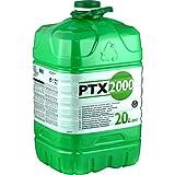 PTX 2000 Petroleum, 20 Liter Kanister für Petroleumofen, geruchsarm, schwefelfrei. Tectro Zibro Toyotomi