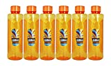 Water bottle 1 liter, 6-Piece, Yellow, Set of 6 (Water Bottle sets of 6 ) 100% Hygienic best offers of the day