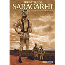 The Battle of Saragarhi, The Last Stand of the 36th Sikh Regiment (English Graphic Novel) (Graphic Novels on Sikhism) by Daljeet Singh Sidhu (2012-01-01)