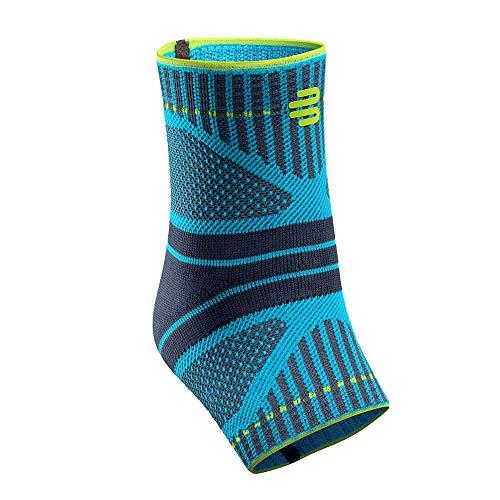 """Bauerfeind Fußbandage fürs Sprunggelenk \""""Ankle Support Dynamic\"""", Unisex, 1 Fußgelenkbandage für Sport wie Joggen, Fußball oder Fitness, Sprunggelenkbandage für Sensomotorik"""