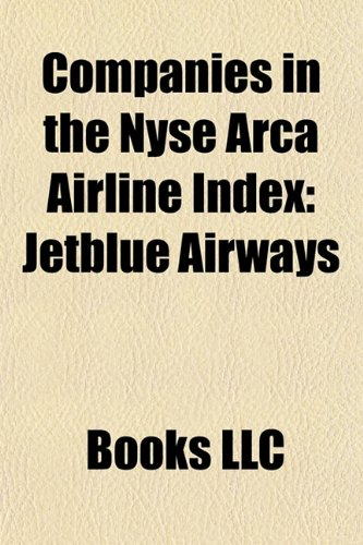 companies-in-the-nyse-arca-airline-index-jetblue-airways